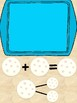 Basic Addition and Subtraction Cookie Math