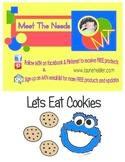 Cookie Math Center