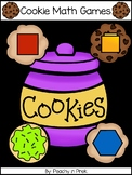 Cookie Math Games for Preschool