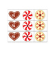 Cookie Math - Greater Than or Less Than (Two player math game printibles)