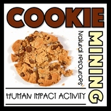 Cookie Mining Natural Resource Activity MS-ESS3-1