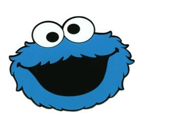 Cookie Monster Letter Recognition