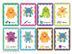 Cookie Monsters -- Articulation card game to practice /l/