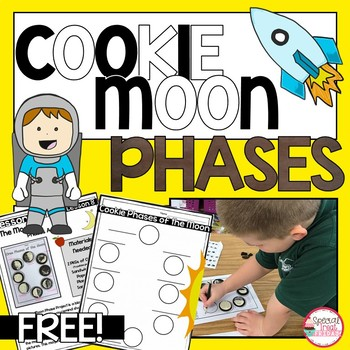 Moon Phases Activities FREE