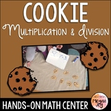 Multiplication & Division Center: Arrays and Equal Groups