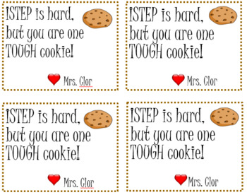 Cookie Test Note