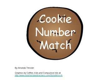 Cookie Number Match