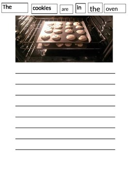 Cookie Paper Writing Wall