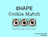 Cookie Shape Match