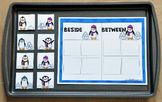 "Cookie Sheet Activities:  ""Penguin Positionals"""