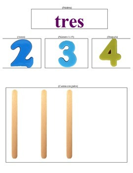 Cookie Sheet Activity: Number Work
