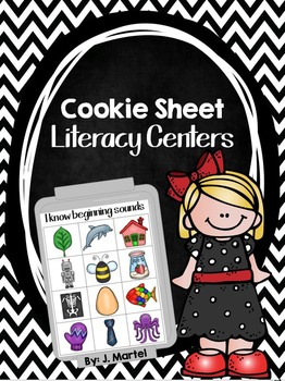 Cookie Sheet Literacy Center