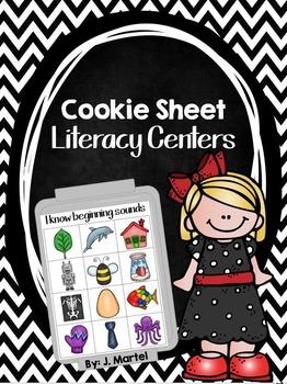 Cookie Sheet Literacy Center