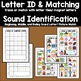 Cookie Sheet & Magnet Letters Activity Bundle {A pack of literacy activities}