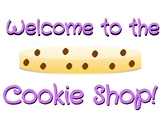 Cookie Shop Bakery Dramatic Play