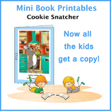 Cookie Snatcher Mini Book