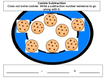 Cookie Subtraction