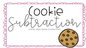 Cookie Subtraction Center