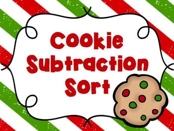 Cookie Subtraction Sort