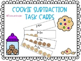Cookie Subtraction Task Cards
