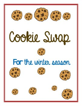 Cookie Swap and Recipe Book