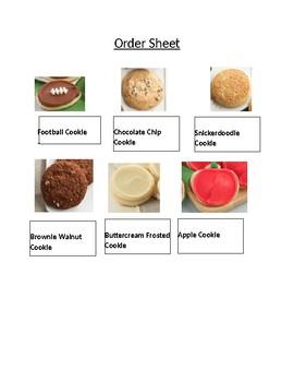 Cookie Task