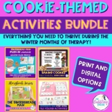 Cookie-Theme Activities Bundle - Digital and Print Materials