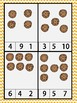 Cookie- count and clip cards
