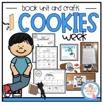 Cookie's Week Book Unit