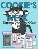 Cookie's Week--Craftivity & Reading Response Journal for K-2