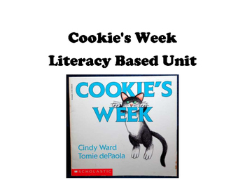 Cookie's Week Literacy Unit