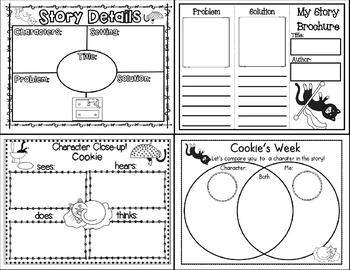 Cookie's Week (story Companion)
