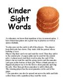 Cookie words- Bounus Pancake First 100 Words