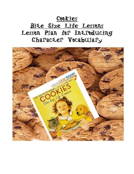 Cookies: An Introduction to Character Education