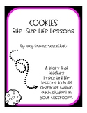 Character Education - Activity book for Cookies Bite Size Life Lessons