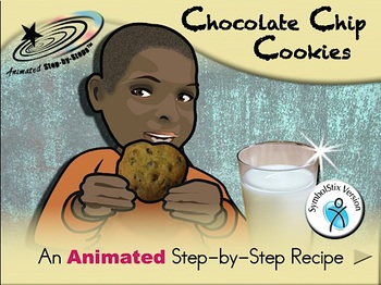 Cookies Bundle - Animated Step-by-Step Recipes - SymbolStix