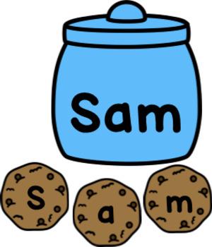 Cookies Editable Name Activity