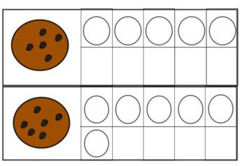 Chocolate Chip Cookies OT and Fine Motor Practice Bundle