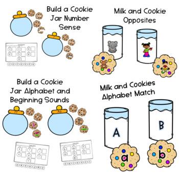Cookies Preschool Bundle
