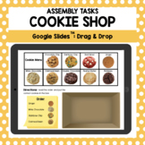 Cookies Shop: A Google Slides Assembly Task