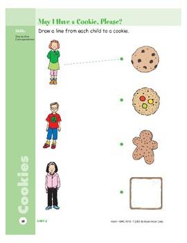 Cookies (Skill Sharpeners Math)