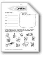 Cookies (Thinking Skills)