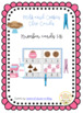 Cookies and Milk Clip Cards - Dollar Deal