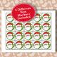 Cookies for Santa 4x4 Bingo 60 Cards
