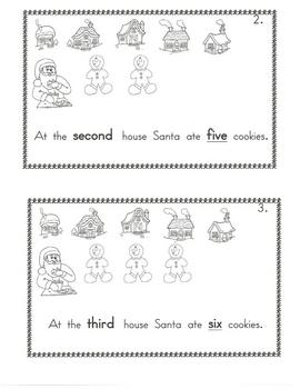 Cookies for Santa Book