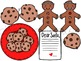 Cookies for Santa Digital Clip Art Set