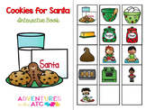 Cookies for Santa Interactive Book