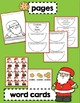 Cookies for Santa {Interactive High-Frequency Words Book}