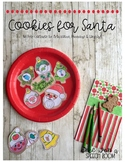 Cookies for Santa: NO PREP Speech Therapy Activity