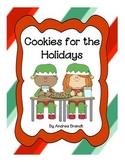Cookies for the Holidays - Kiindergarten Class Book